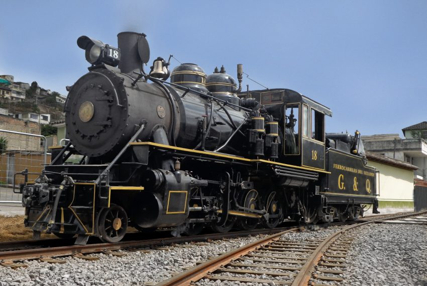 Locomotora 18 Metalco